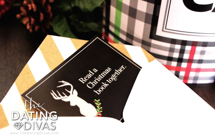 Christmas Day Countdown Activity Cards