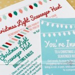 Christmas Decorations Scavenger Hunt Ideas Main Printables