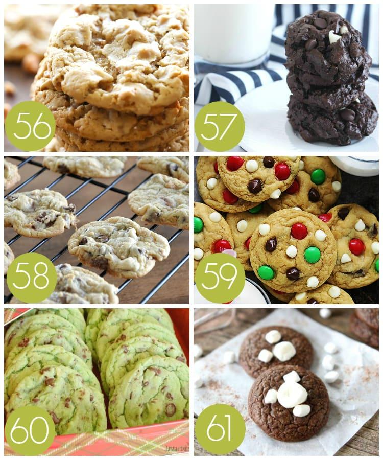 Easy Christmas Drop Cookies
