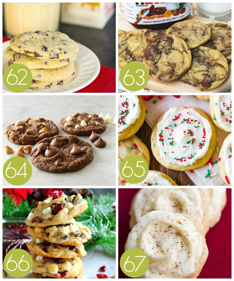Quick Christmas Cookie Recipes