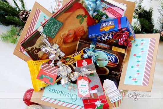 Christmas Eve Box Printables