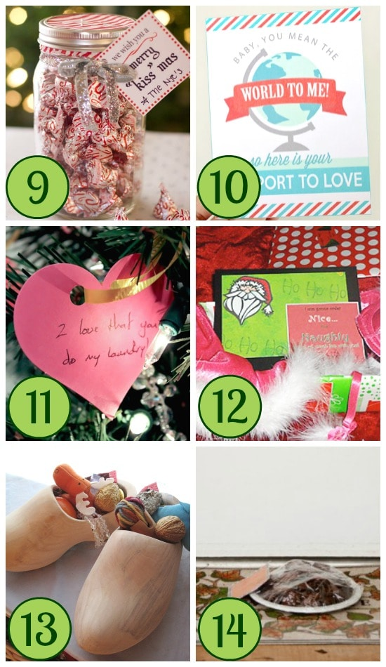 Christmas Gift Traditions for Couples