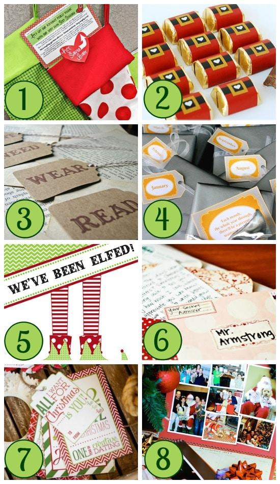 Christmas Gift Traditions