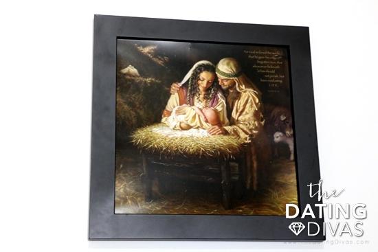Christmas Nativity Print