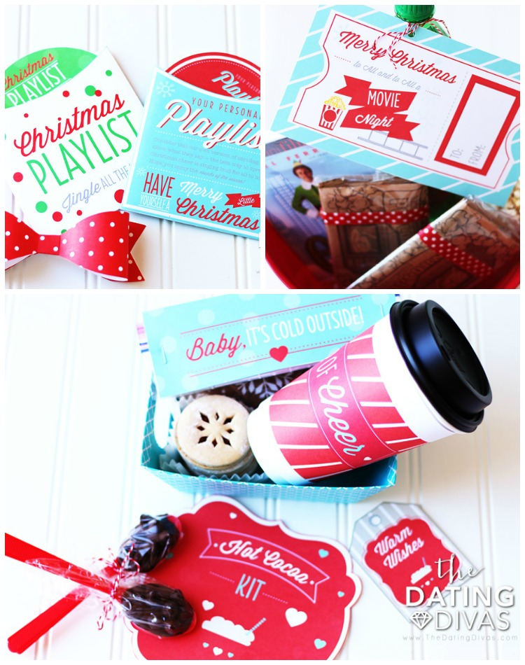 Christmas Neighbor Gift Ideas kits