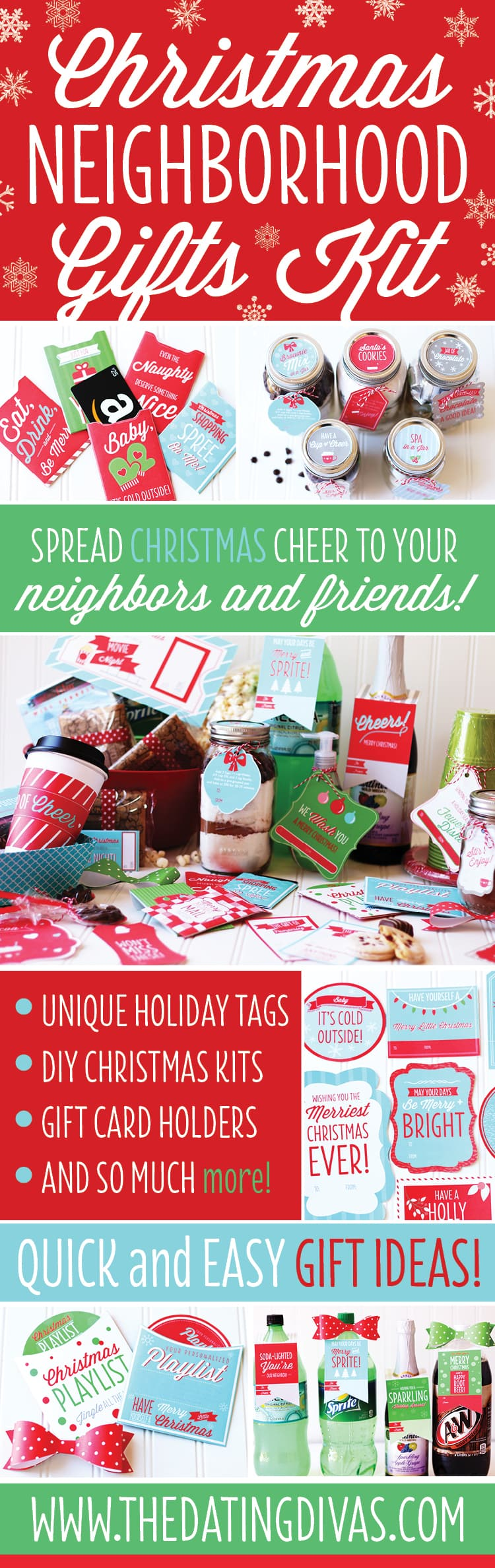 Christmas Neighbor Gifts Ideas