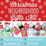 Christmas Neighbor Gifts Kit