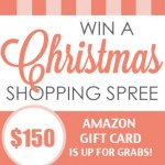 $150 Amazon Gift Card Giveaway!