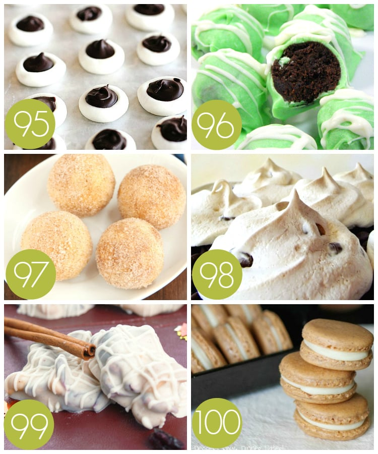 Alternatives to Christmas Cookies for a Party