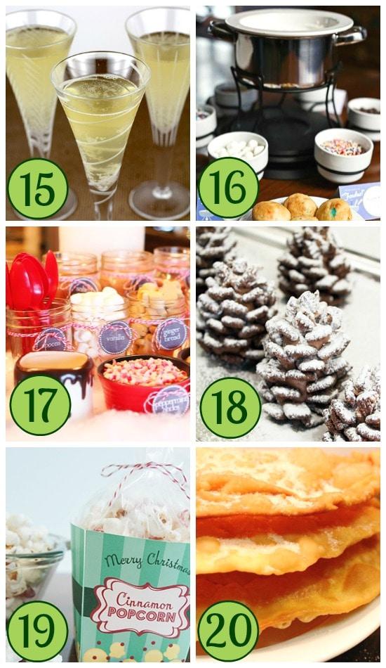 Christmas Treats Traditions