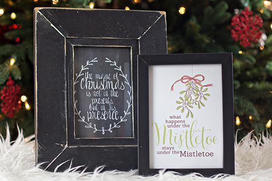 Printable Christmas Wall Art
