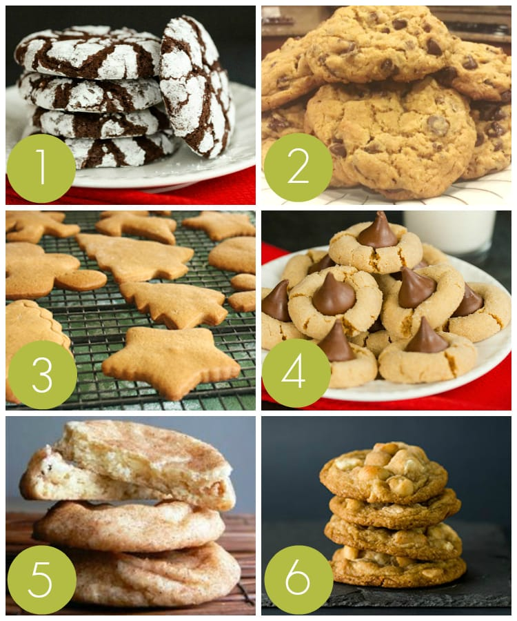 Classic Cookie Exchange Recipes