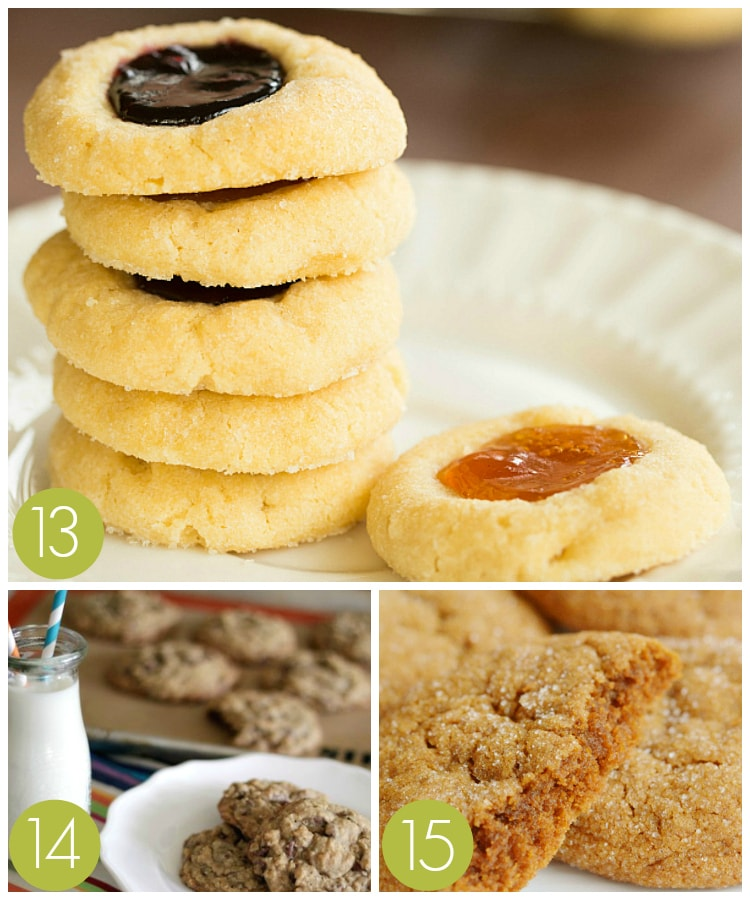 The Best Traditional Cookie Recipes for an Exchange Party