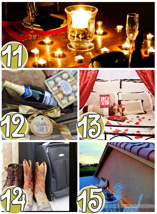 45 At Home Date Night Ideas for AFTER the Kids are in Bed! Surprise Romantic Night At Home