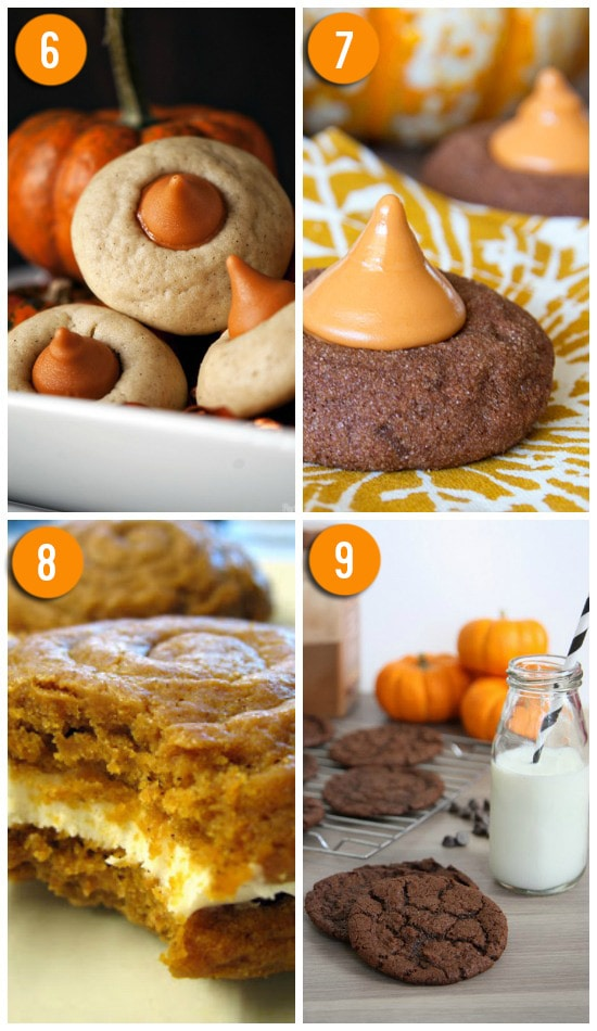 Collection of the BEST Pumpkin Recipes