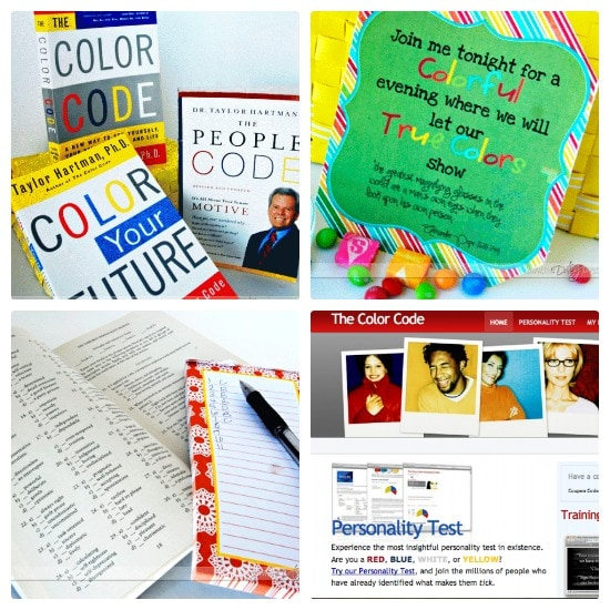 Newlywed Ideas Color Code Book