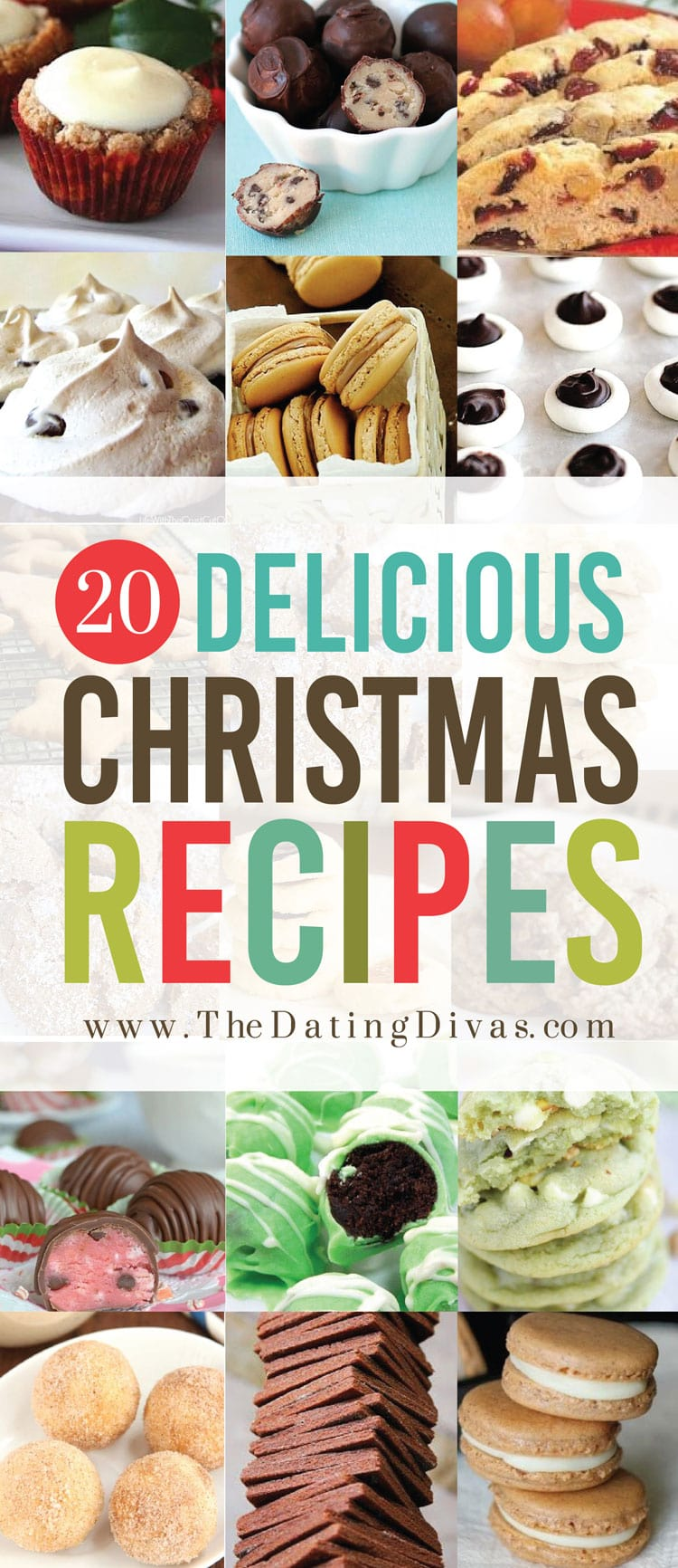 Christmas treat recipes to bring to a cookie exchange party.