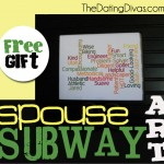 Spouse Subway