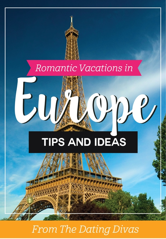 Romantic Couples Vacations and Honeymoons in Europe