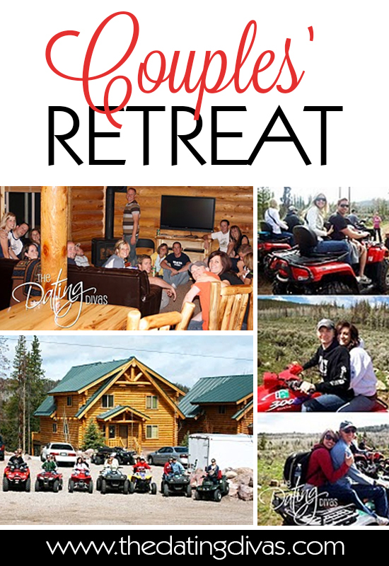 Couples retreat a mountain getaway for a group date for How to plan a couples retreat