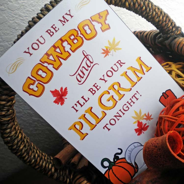 Cowboy and Pilgrim bedroom game