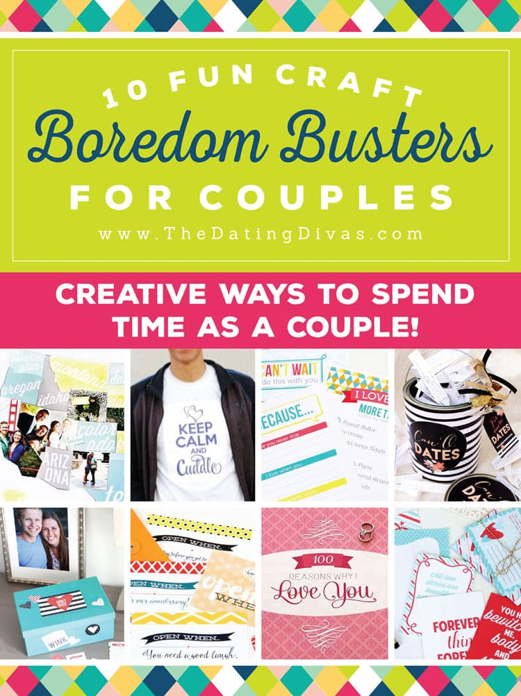 Fun Craft Couples Boredom Busters