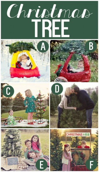 Creative Christmas Card Picture Ideas