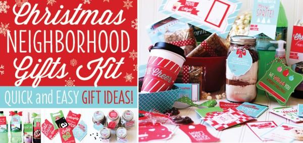 Creative Christmas Neighbor Gift Ideas