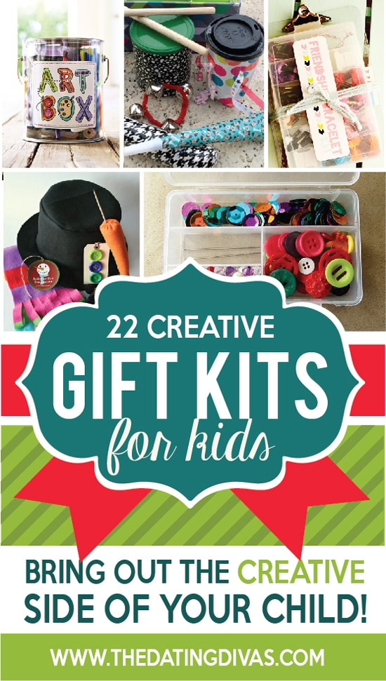 22 Creative Gift Kits for Kids