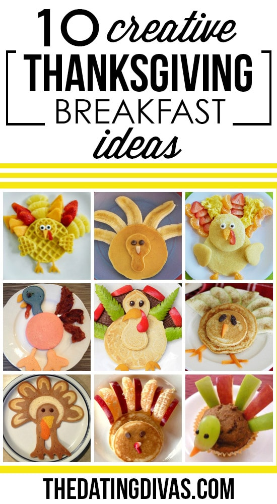 Creative Thanksgiving Food Ideas for Breakfast