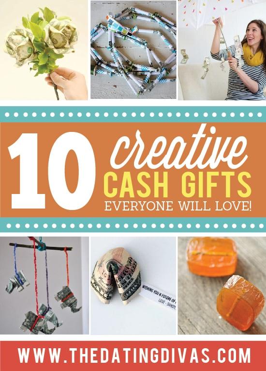 Creative Ways To Present?