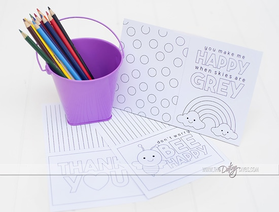 Creativity in a Box Kids Color Activities