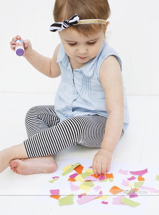Creativity in a Box Kids Mosaic Art Activities