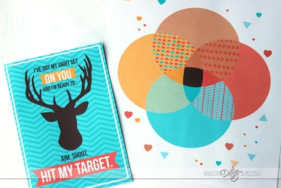 Shooting Range Date Night Target