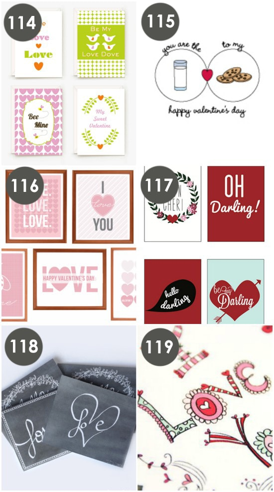 valentines for him ideas