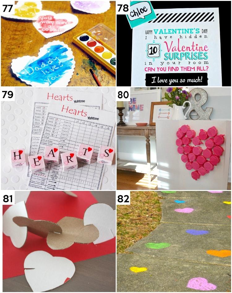 Easy Valentine's Activities for Kids