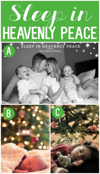 Cute Wording Ideas for Family Christmas Cards