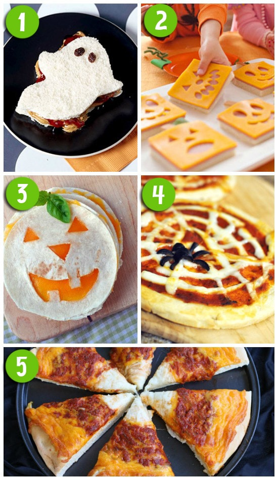 Cute and Creative Halloween Themed Lunch Ideas