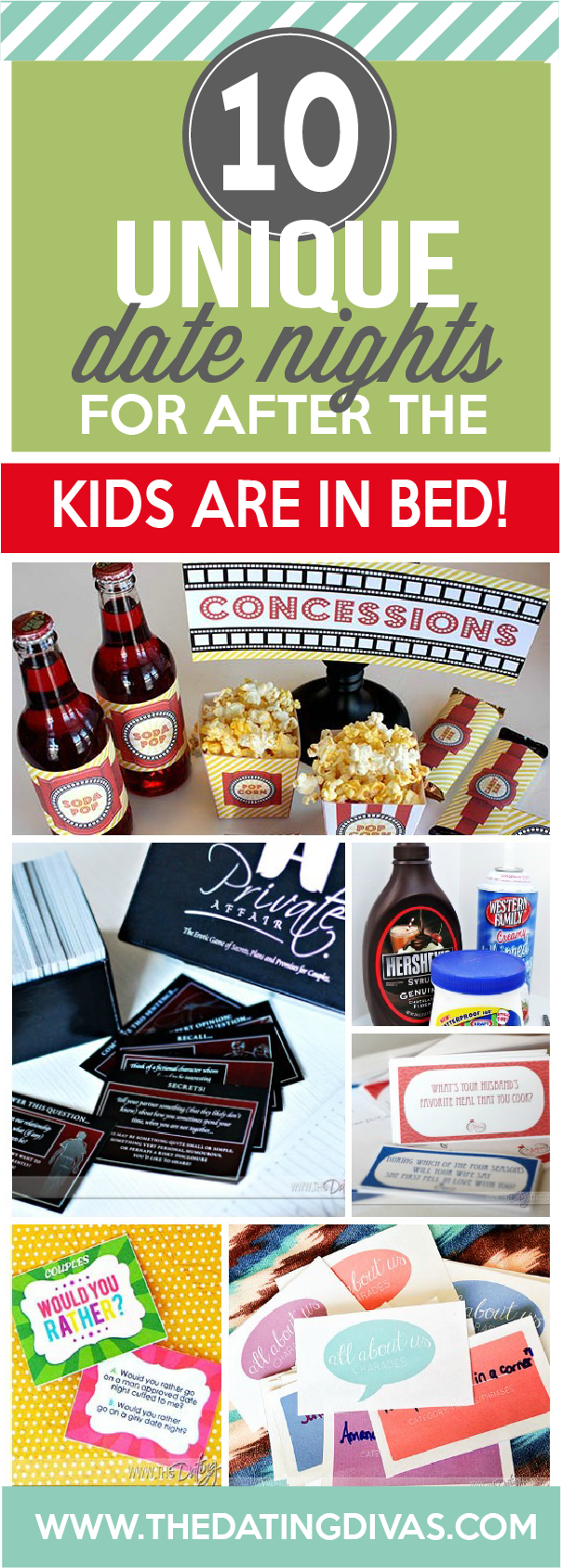Date night ideas for when you have kids