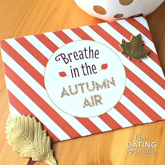 DIY Fall Date Night Ideas