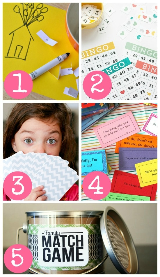 Fun DIY Games