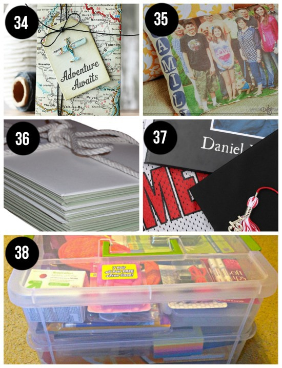 DIY Meaningful Graduation Gift Ideas