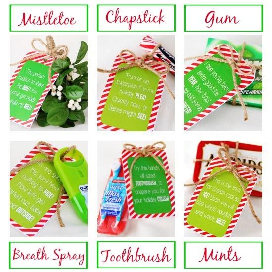 DIY Christmas Gift with Printables