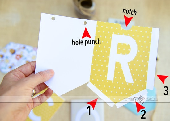 Pocket Tutorial on DIY Banner