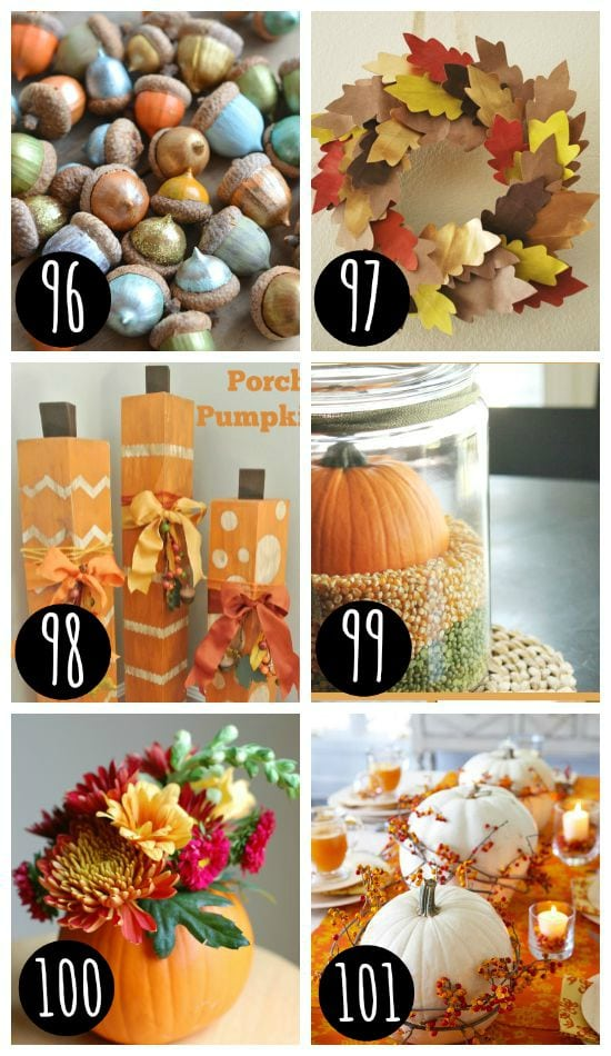 Thanksgiving home decor!