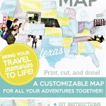 Personalized Memory Travel Map