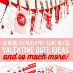 DIY Valentine Countdown for Your Spouse