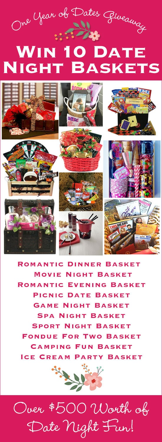 Date Night Basket Giveaway