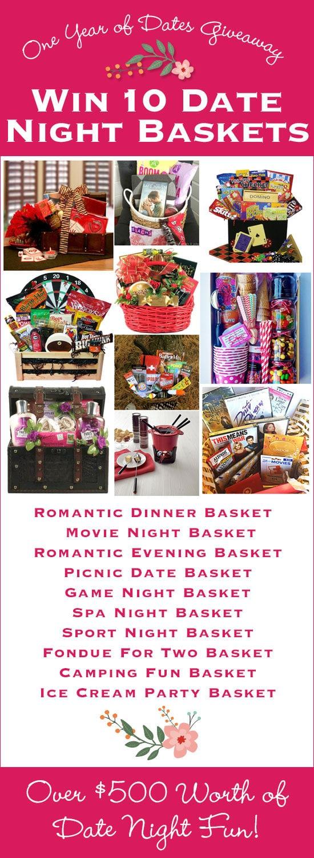 Date Night Basket Giveaway
