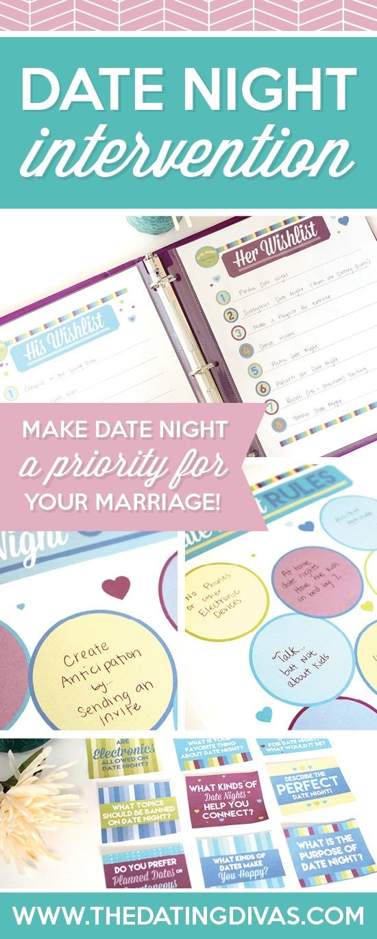 Date Night Intervention